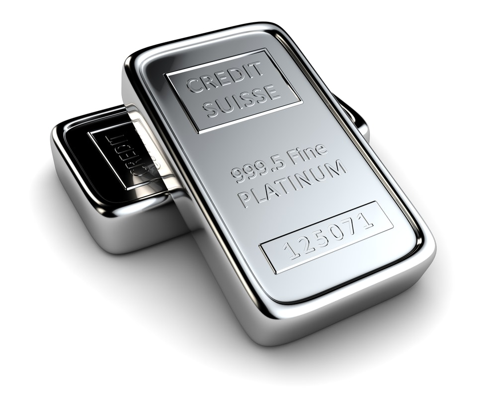 Valutrades Launches Platinum Trading!